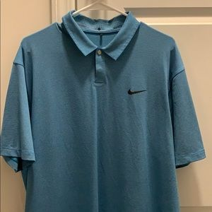 Nike Tiger Woods Collection Golf Polo